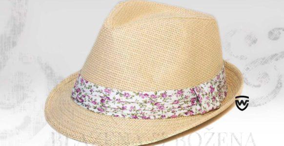 Wayfarer Laredo – slamák s kvítky růže