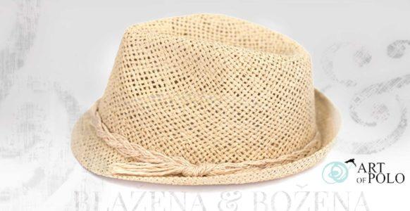 Lehký letní klobouk Easy