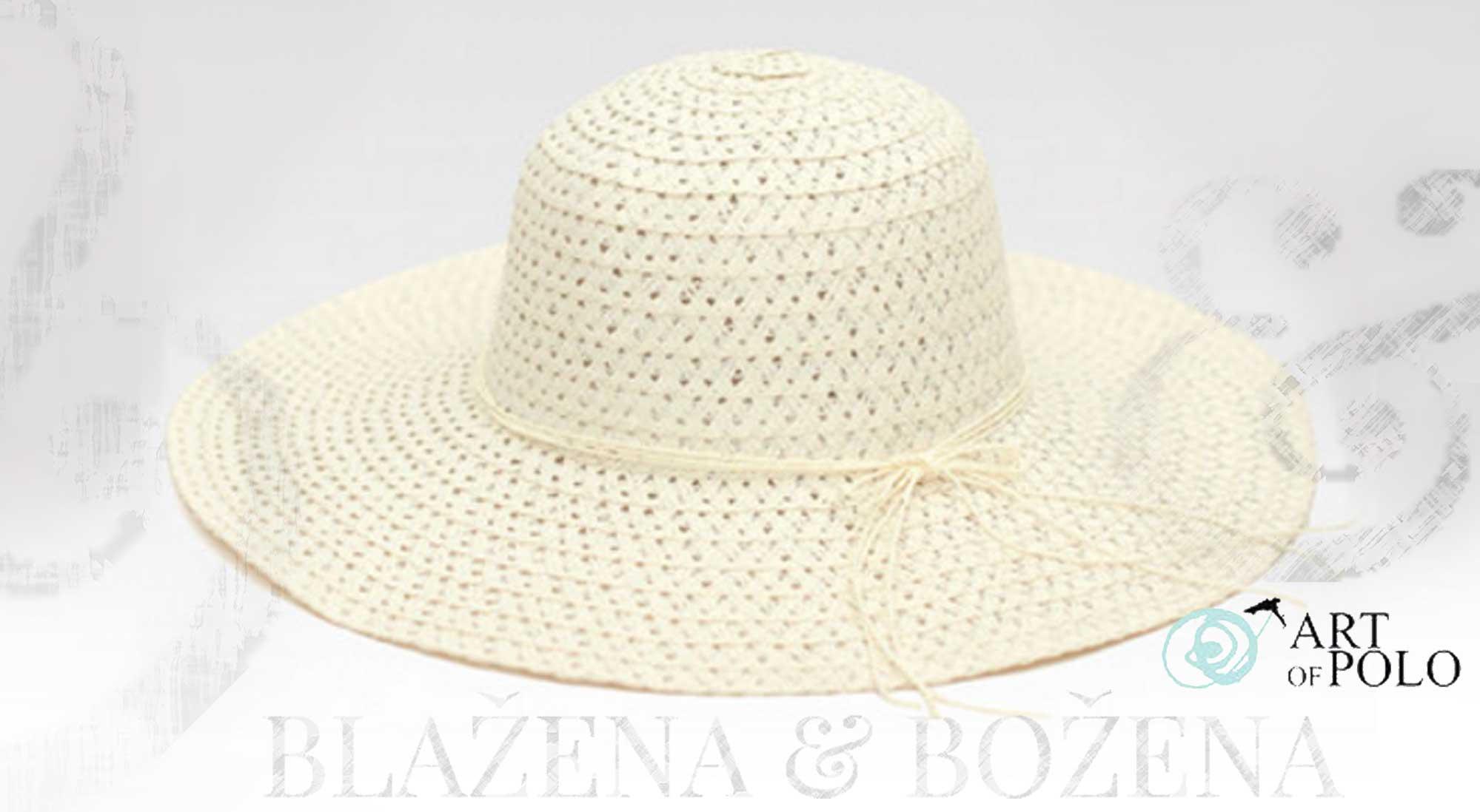 Blažena Božena. královny klobouků. Dámský klobouk Almeria a5fcc9b642
