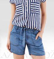 Jeans šortky Moodo
