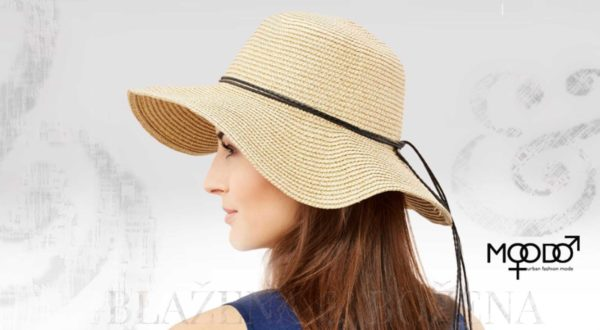 Letní klobouk Moodo