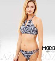 Plavky Moodo Abstrakt – komplet
