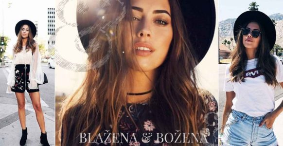Kenza Zouiten  | TOP blogerka