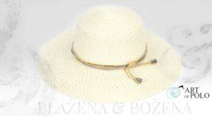 Dámský letní klobouk Else Ivory