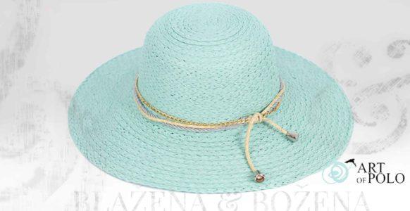 Letní klobouk Else Mint
