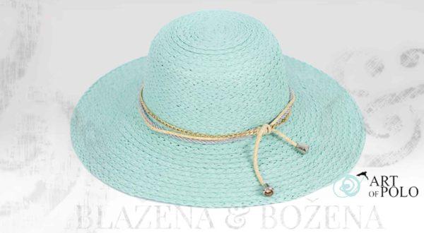 Dámský klobouk Else Mint